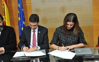 Turismo Valencia y la UPV colaborarán en la promoción de la ciudad como destino de reuniones y congresos