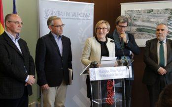 La Generalitat y el Puerto de Valencia acuerdan desarrollar el centro intermodal de la Font de Sant Lluís