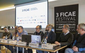 Se presenta 3FICAE – Festival Internacional de Cortometrajes y Arte sobre Enfermedades