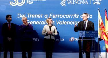 Puig reclama que los presupuestos del Estado contemplen la dotación para la nueva Autoridad Metropolitana de Transporte
