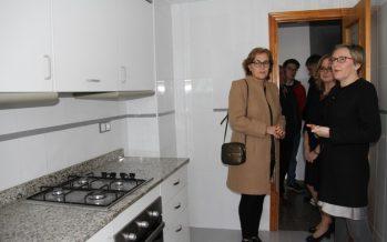 La Generalitat invierte 210.000 euros en la reparación de 28 viviendas sociales en Borriana