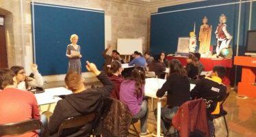 Cerca de 400 alumnos han participado en el taller 'Escribir biografías' de la Biblioteca Valenciana