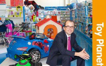 Toy Planet factura 57 millones de euros en su campaña de Navidad, un 7% más que en 2015