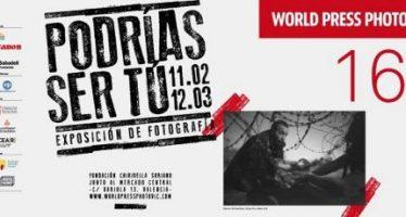 La World Press Photo en la sala de la Fundación Xirivella Soriano