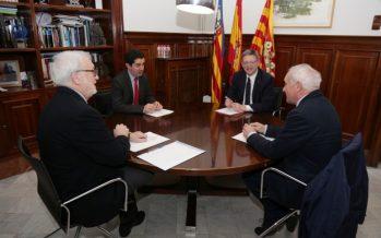 Puig apuesta por el IVAM-CADA para regenerar la economía de Alcoi