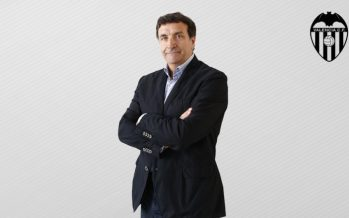El Valencia CF nombra a Alesanco director deportivo y a Vicente, secretario técnico