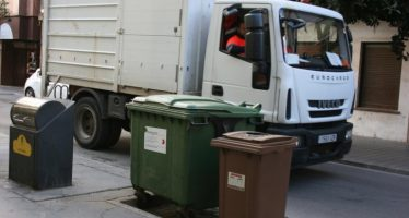 Almassora concluye el proyecto piloto de recogida de basura orgánica con 2,5 toneladas