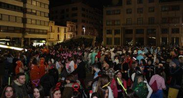 El Carnaval lleva los disfraces más originales a las calles de Vila-real