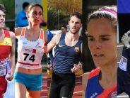 Cuatro mínimas y un récord de España en el GP Ciudad de Valencia de atletismo