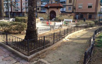 "Lourdes Bernal: ""Ribó deja abandonado el jardín de la Remonta en el Cabanyal"""