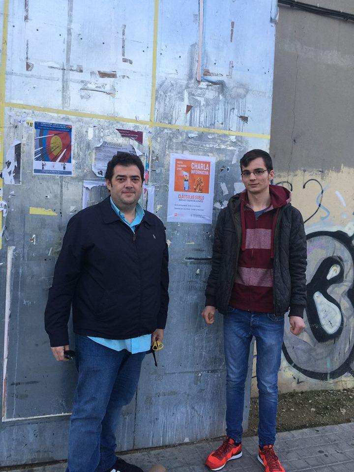 Ciudadanos de massanassa ofrecen a sus vecinos una charla for Que son las clausulas suelo