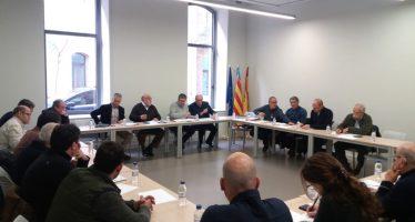 La Mesa Sectorial de la Apicultura aborda la polinización cruzada