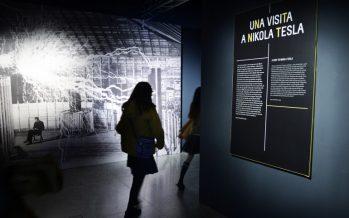 Más de 580.000 personas han visitado la exposición 'Nikola Tesla: Ideas como relámpagos'