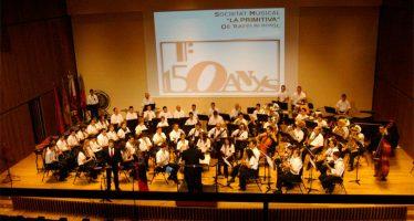 'La Primitiva' de Rafelbunyol gana el Concurso Bankia de Orquestas en la categoría Salvador Giner