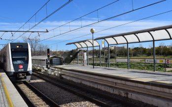 FGV acondiciona el paso inferior de la parada de Sant Isidre de Metrovalencia