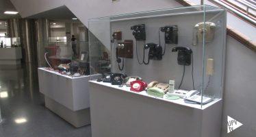 Se inaugura el Museo de la Telecomunicación de la UPV con 350 piezas singulares
