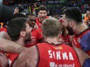 Valencia Basket, a la final de Copa tras vencer al Barça (67-76)