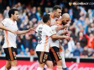 Nani y Zaza regalan una victoria ante el Athletic a Mestalla (2-0)