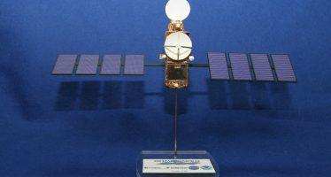 Gloria Tello inaugura la exposición 'La Agencia Estatal de Meteorología a través del tiempo'