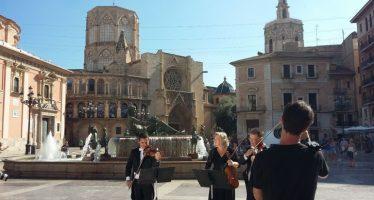 Más de medio millón de personas ha disfrutado ya del Flashmob de la Orquesta de Valencia