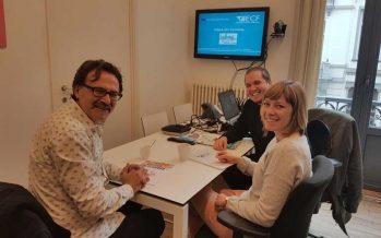 Bruselas invita a Valencia a integrarse en la Red Internacional 'Cities for Cyclist'