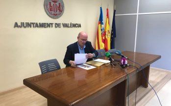 Félix Crespo propone que las Fallas Municipales de Valencia 2018 sean elegidas por las 390 comisiones de la ciudad