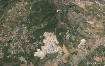Sagunto pedirá la declaración de Paraje Natural Municipal para la montaña de Romeu