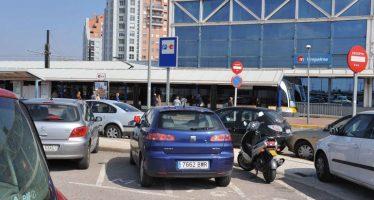 Metrovalencia ofrece más de mil plazas gratuitas de aparcamiento en Fallas