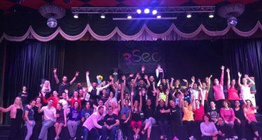 Baile y deporte se dan cita en la presentación de 3BSEC