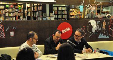 El Magnànim presenta 'Poesia i identitat', de Jordi Julià, en la librería La Central de Barcelona
