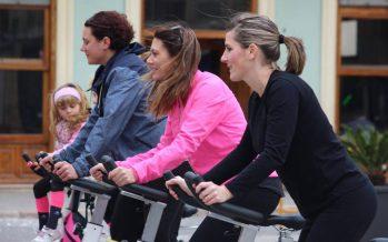 Igualdad y Deporte se unen en el  I Maratón Deportivo de la Mujer de Cheste