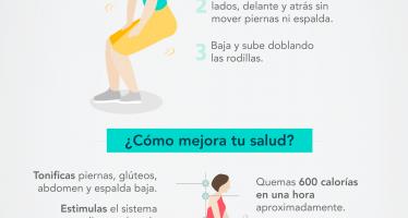 Los 7 beneficios de bailar twerking para tu salud