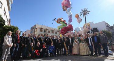 """Puig destaca el potencial de las Fallas para """"proyectar la Comunitat hacia el mundo"""""""