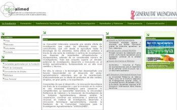 El Consell autoriza el procedimiento de extinción de la fundación Agroalimed