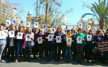 El Ayuntamiento de Valencia se suma a las reivindicaciones del Día Internacional de la Mujer