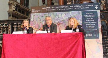 La Biblioteca Valenciana celebra el Día de la Poesía con el poeta Antonio Cabrera