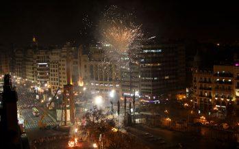 Diez proyectos pujan por plantar las Fallas Municipales de València 2018