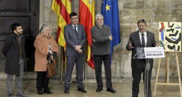 """Puig: """"El Gobierno valenciano se siente heredero de los valores de Doro Balaguer"""""""