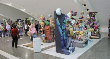 Se clausura una de las ediciones de la Exposición del Ninot más competidas de los últimos tiempos