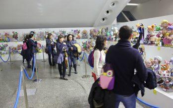 Més de 85.000 persones han passat per l'Exposició del Ninot 2017