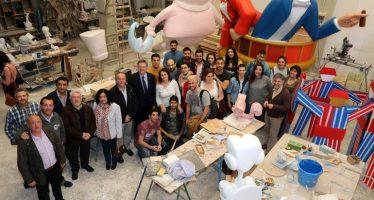 La Generalitat premiará las mejores fallas de todos los municipios de la Comunitat