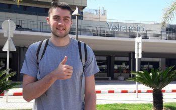 """Mike Tobey: """"Feliz por tener la oportunidad de jugar en Valencia Basket"""""""