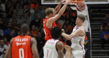 Valencia Basket se clasifica para la final de la 7 Days Eurocup (90-75)