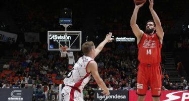 El Valencia Basket suma y sigue ante el Fuenla (101-86)