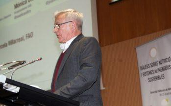Ribó cree necesario un diálogo internacional sobre la alimentación sostenible