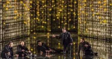 Les Arts ofrece en 'streaming' gratuito la representación de 'Lucrezia Borgia'