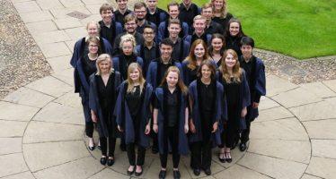 Caius College Choir de Cambridge ofrece un concierto en el Auditorio de Castellón