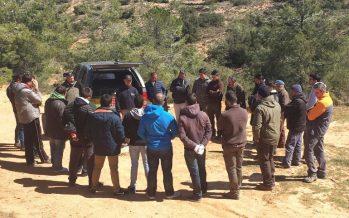 La Escuela de Enologia de Requena facilita la inserción laboral de sus alumnos con un curso de control de caza