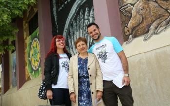 Cheste, epicentro del arte urbano nacional e internacional con Graffitea