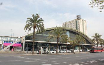 Detienen a 4 personas por robar un bolso valorado en 3.500 euros en la Estación de Autobuses